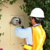 Why electricians in Los Angeles Inspects electric meters and electric meter bases to determine ampacity