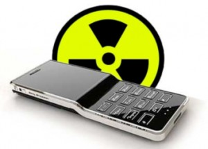 cell phone radiation sticker