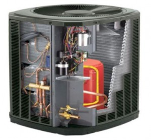los angeles heat pump