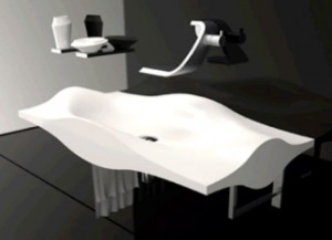 modern bathroom sink los angeles